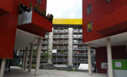 Wohnbezirk Sonnwendviertel
