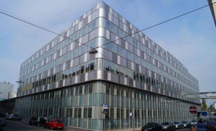 Bürogebäude Silbermöwe