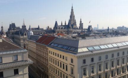 Großartiger Wien-Blick für zukünftige NutzerInnen