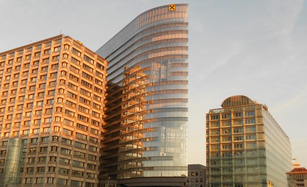 Raiffeisen Klimaschutz-Hochhaus (c) bauXund