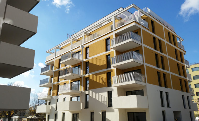 Wohnprojekt Montleartstraße