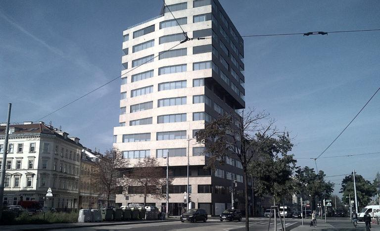 """GEWOG-Zentrale """"hernalser"""""""