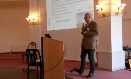 Vortrag von Dr. Thomas Belazzi