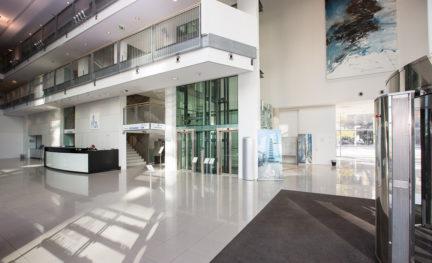 Tech Gate Vienna Innenbereich