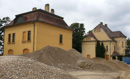 Ehemalige Villa des Gaswerk-Direktors