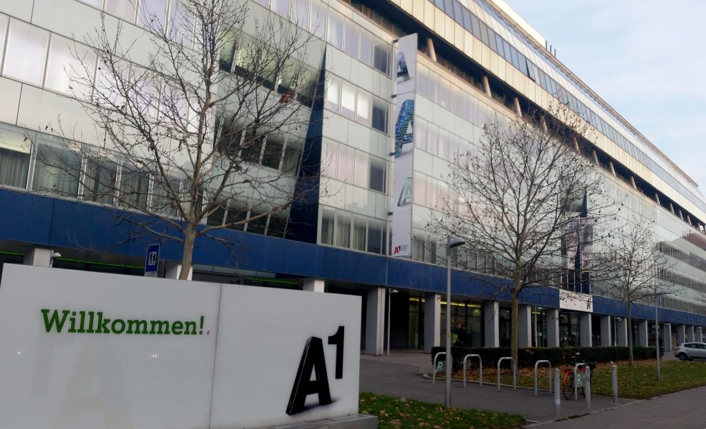 Umbau A1 Konzernzentrale