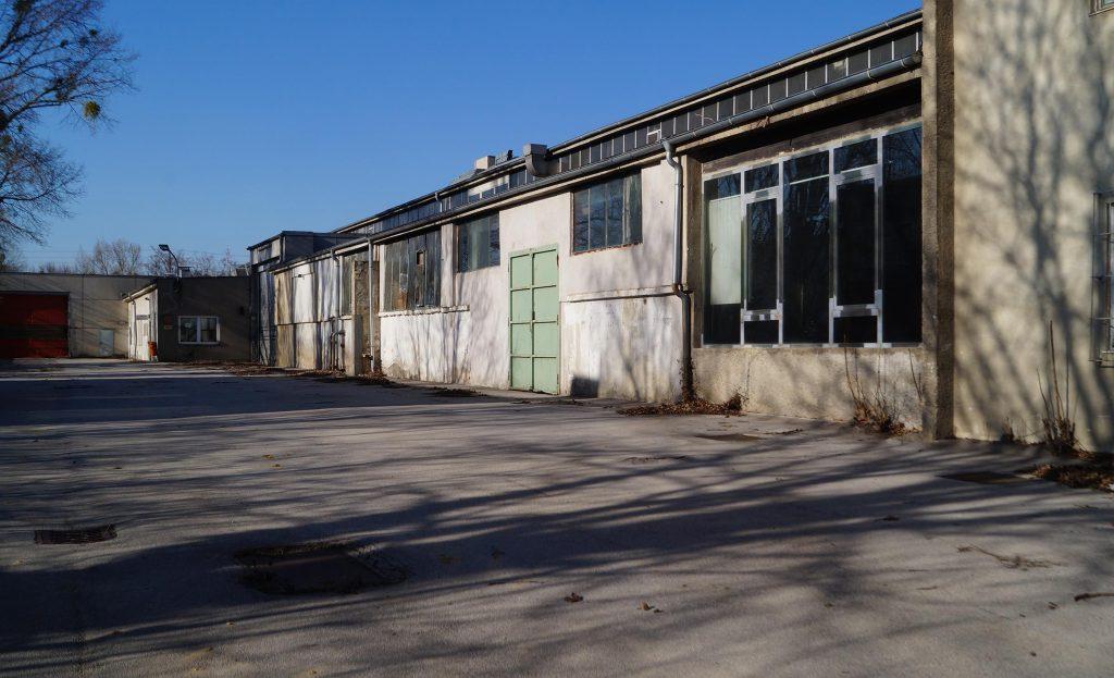 Lagerhallen Schemmerlstraße 70