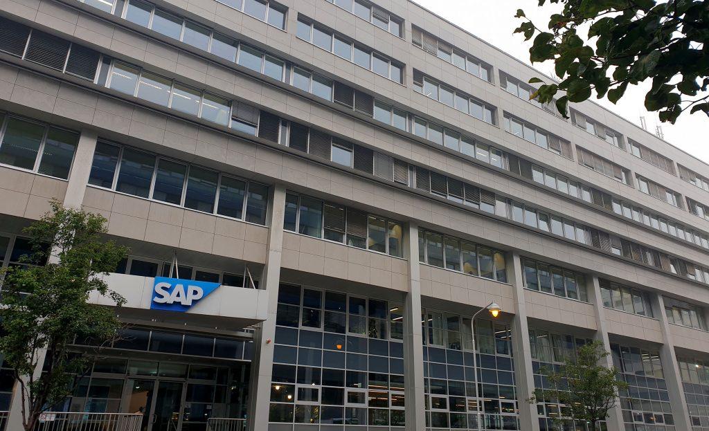 SAP Konzernzentrale