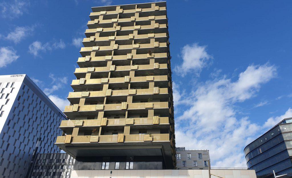 Quartier Belvedere Central (QBC)