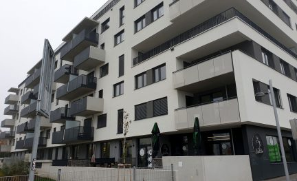 Bauvorhaben Czeikestraße 6, Laaerberg