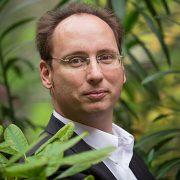 Dipl.-Ing. Bernhard Scharf, Senior Scientist am Institut für Ingenieurbiologie und Landschaftsbau der BOKU und gleichzeitig Technischer Direktor der Start-ups Green4Cities GmbH und Greenpass GmbH.