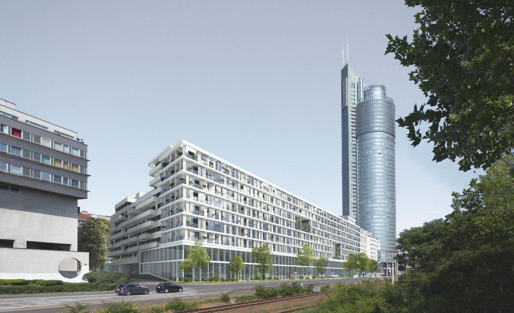 Wohnprojekt Handelskai