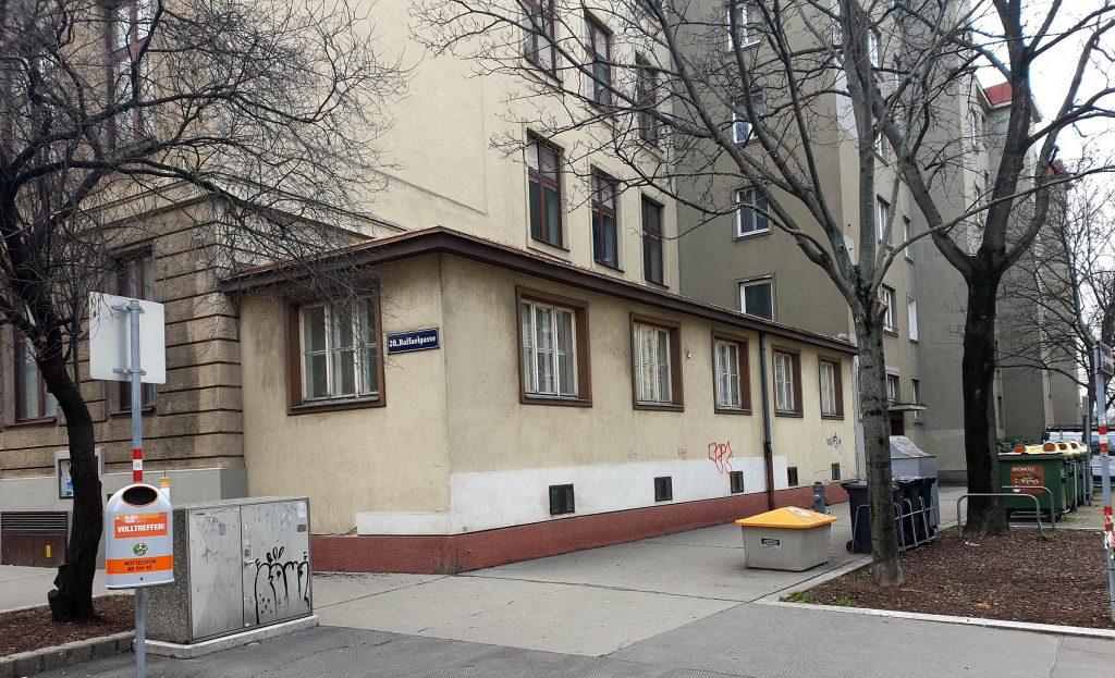Gesundheitsamt Brigittaplatz