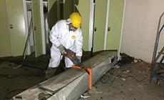 Asbestrückbau
