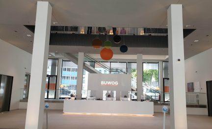BUWOG Kunden- und Verwaltungszentrum - Empfang