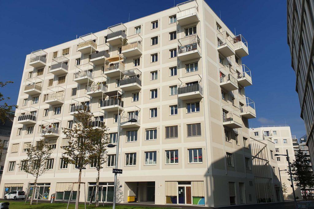 Seestadt Aspern, Baufeld J13