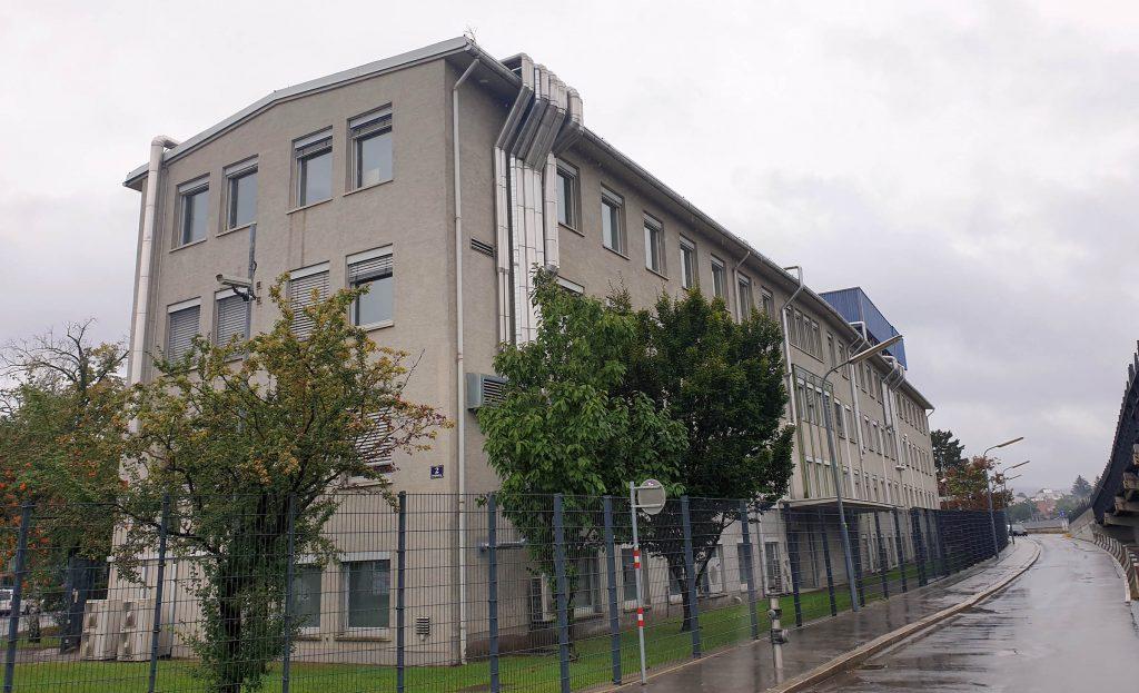 Laborgebäude Boehringer