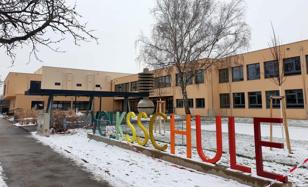Volksschule Wolkersdorf
