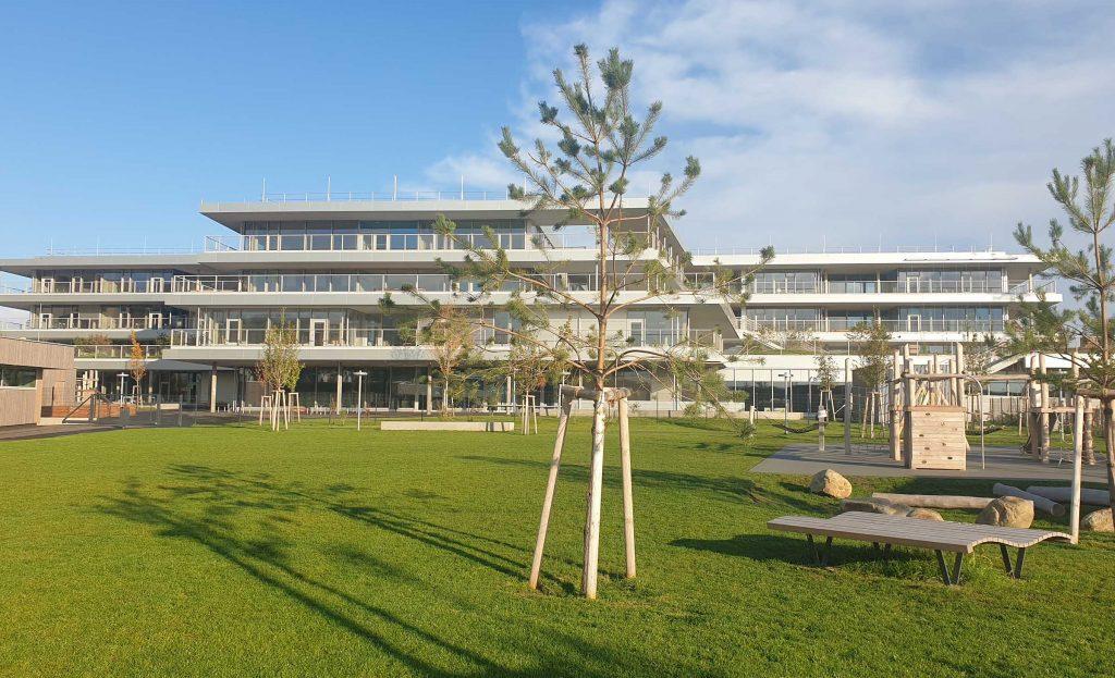 Schulcampus Seestadt Nord