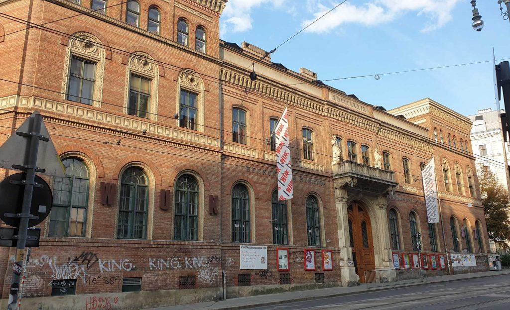 WUK – Werkstätten- und Kulturhaus